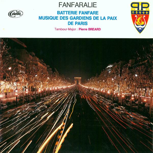 Batterie fanfare musique des gardiens de la paix de Paris - Fanfaralie