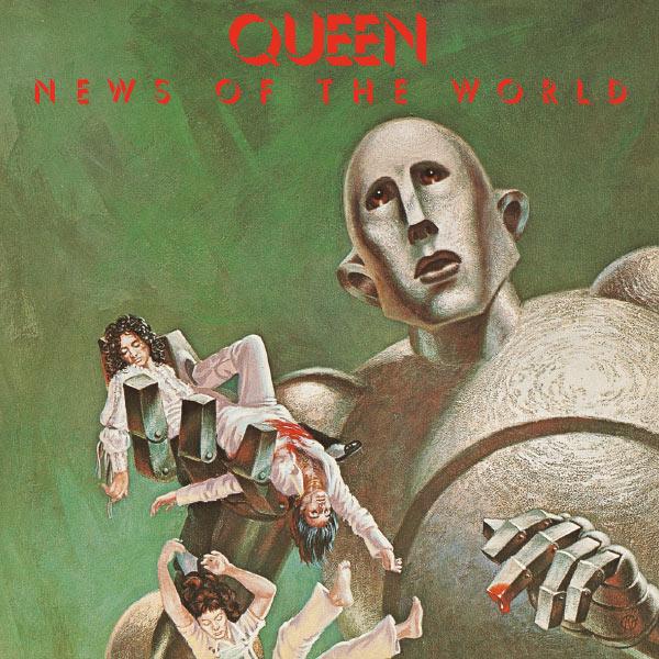 queen rock dj DJ Funky JV mixe Queen 0060252771748 600