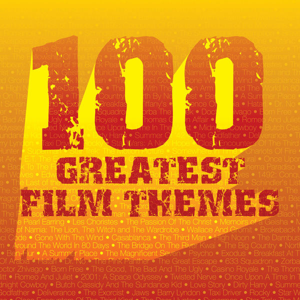 The City Of Prague Philharmonic Orchestra - 100 Greatest Film Themes