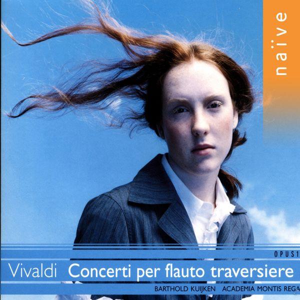Academia Montis Regalis - Vivaldi : Concerti pour flûte traversière