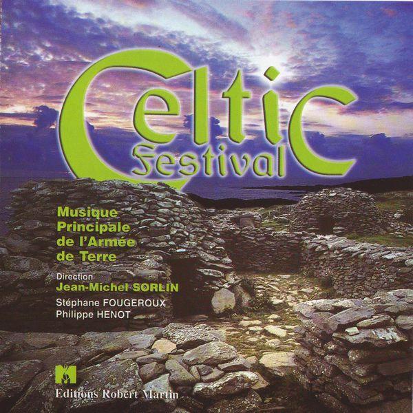 Musique Principale De L'armée De Terre - Celtic Festival