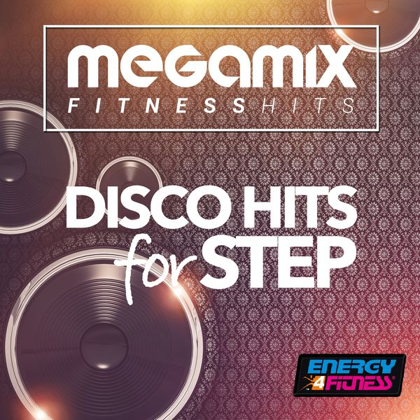 Various Artists - Megamix Fitness Disco Hits for Step