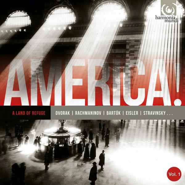Various Artists - America, Vol. 1: A Land of Refuge