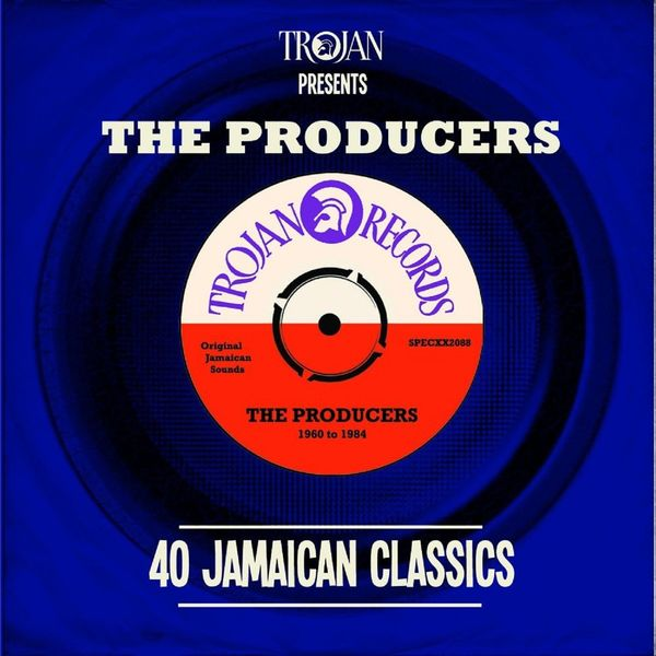Various Artists - Trojan Presents The Producers