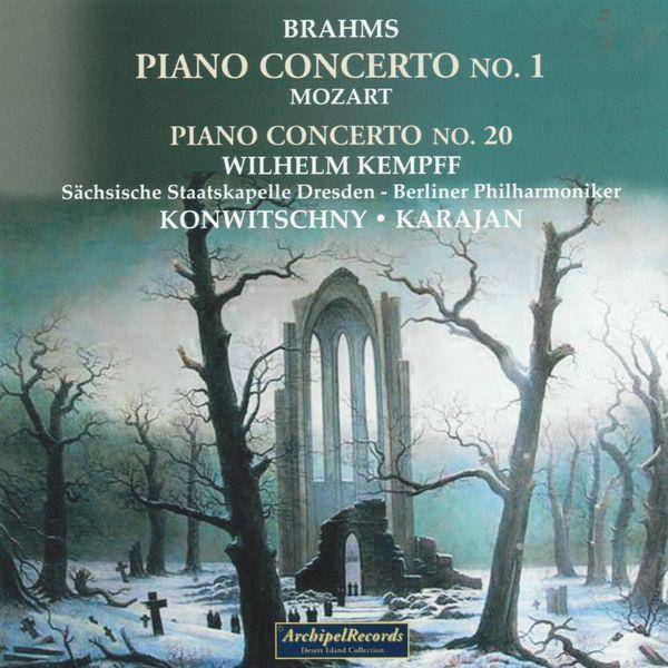 Berliner Philharmoniker - Johannes Brahms: Piano Concerto No. 1 - Wolfgang Amadeus Mozart: Piano Concerto No. 20
