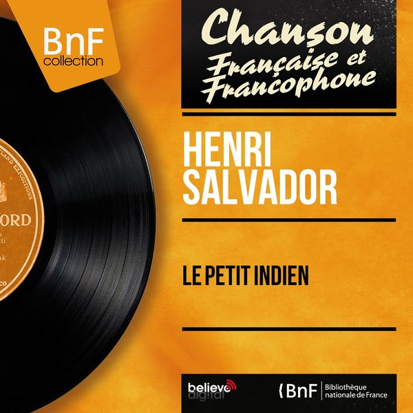 Henri Salvador - Le petit indien (Mono Version)