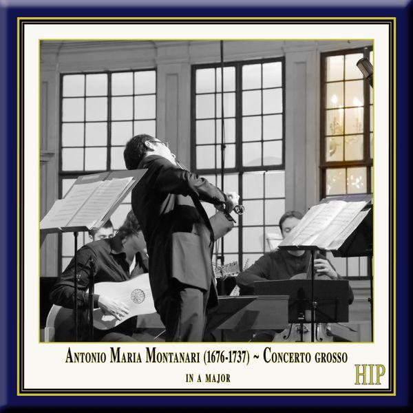Riccardo Masahide Minasi - Montanari: Concerto Grosso in A Major