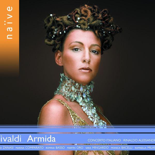 Rinaldo Alessandrini - Antonio Vivaldi : Armida al campo d'Egitto (Opere teatrale, vol. 13)