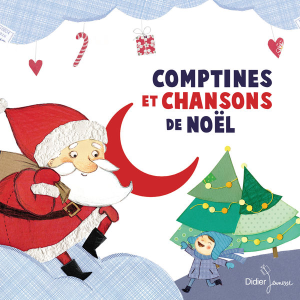 Natalie Tual - Comptines et chansons de Noël
