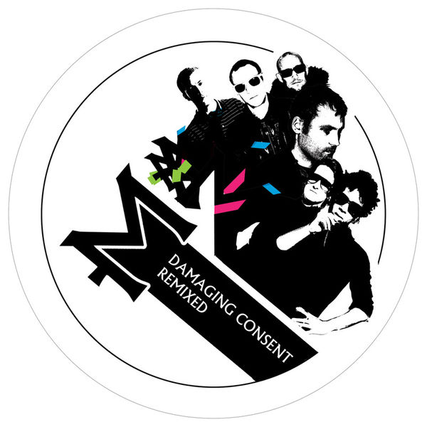 The Micronauts - Damaging Consent Remixed - EP