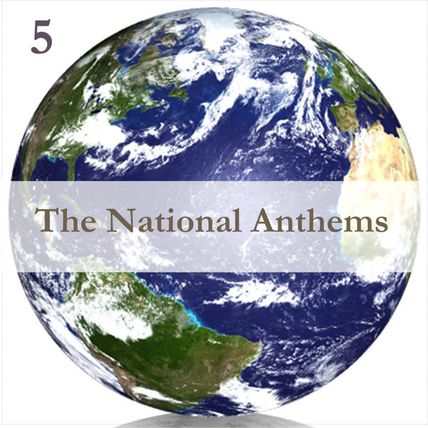 Anthems Orchestra - The National Anthems, Volume 5 / A Mix of Real Time & Programmed Music