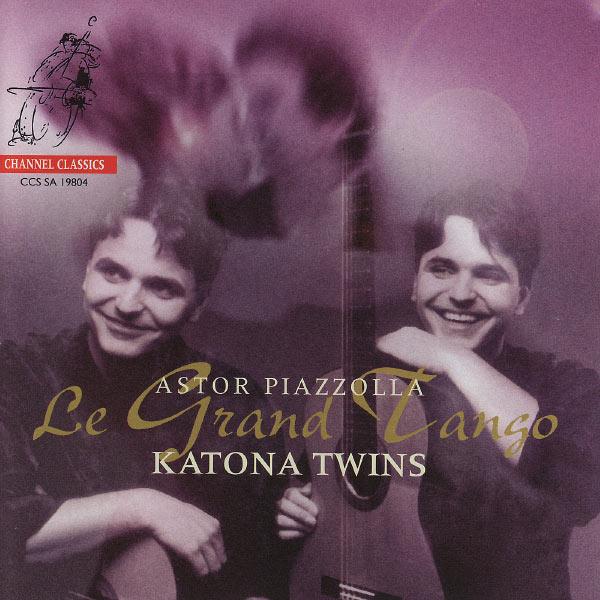 Katona Twins - Le Grand Tango