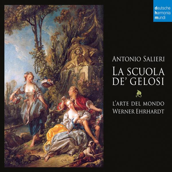 L'arte del mondo - Antonio Salieri: La scuola de' gelosi