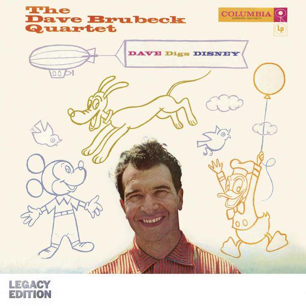 Dave Brubeck - Dave Digs Disney (Legacy Edition)