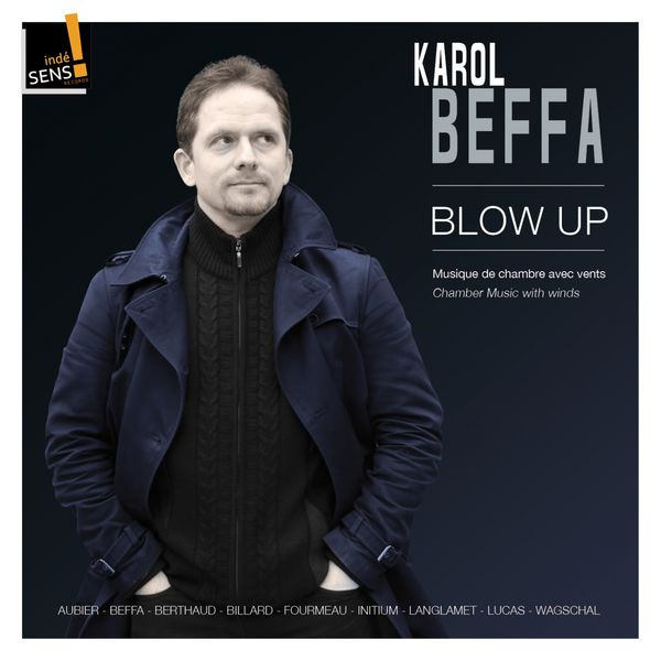 Karol Beffa - Karol Beffa : Blow Up (Chamber music with winds)