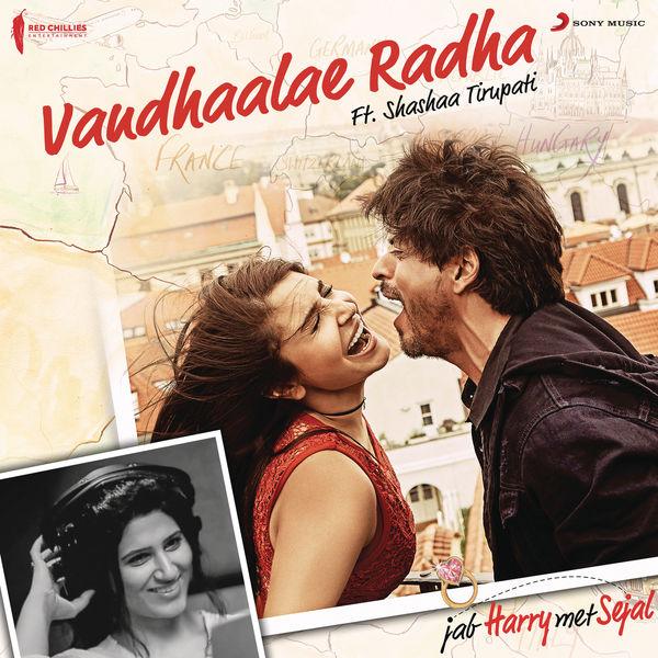 """Pritam - Vandhaalae Radha (From """"Jab Harry Met Sejal"""")"""