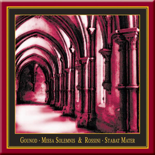 Jürgen Budday - Gounod: Missa Solemnis - Rossini: Stabat Mater