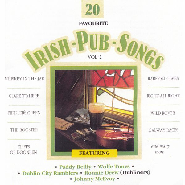 Various Artists - 20 Favourite Irish Pub Songs, Vol. 1