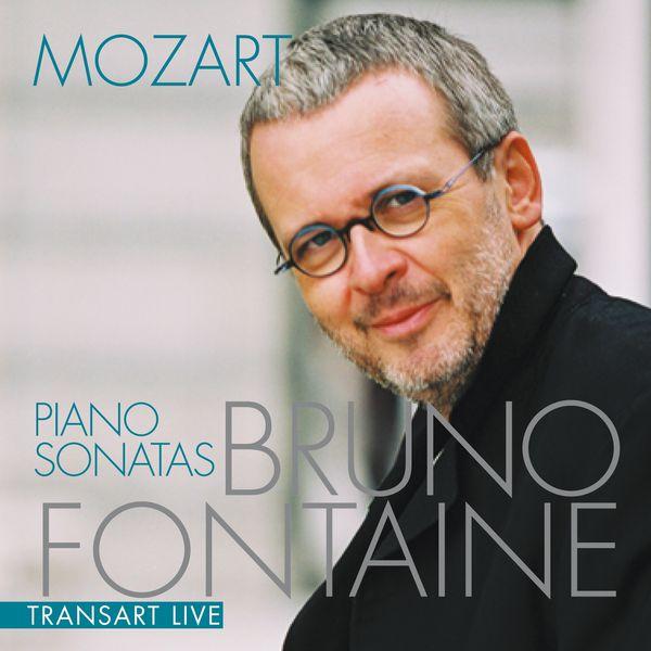 Bruno Fontaine - Sonates pour piano
