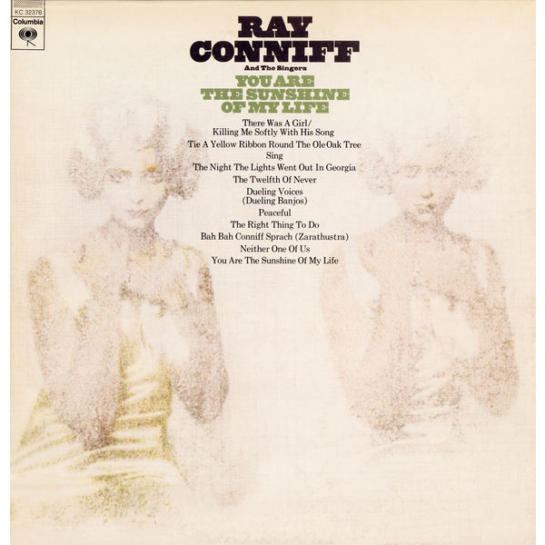 Ray Conniff - You Are The Sunshine Of My Life