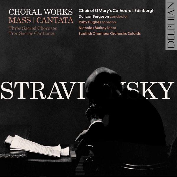 Mass Text - Stravinsky: Choral Works