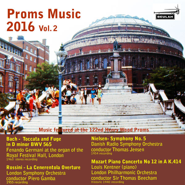 Various Artists - Proms Music 2016, Vol. 2