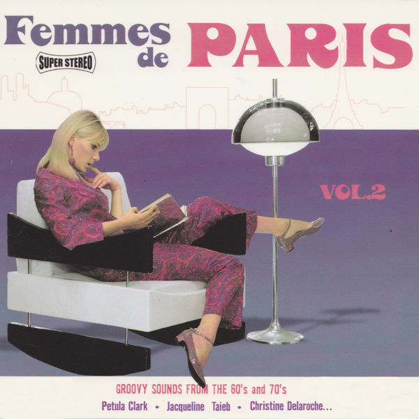 Various Artists - Femmes de Paris, Vol. 2