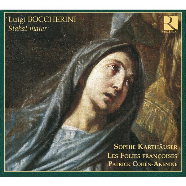 Patrick Cöhen-Akenine - Stabat Mater