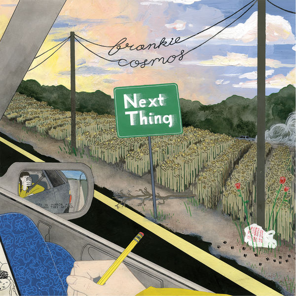 Frankie Cosmos - On the Lips
