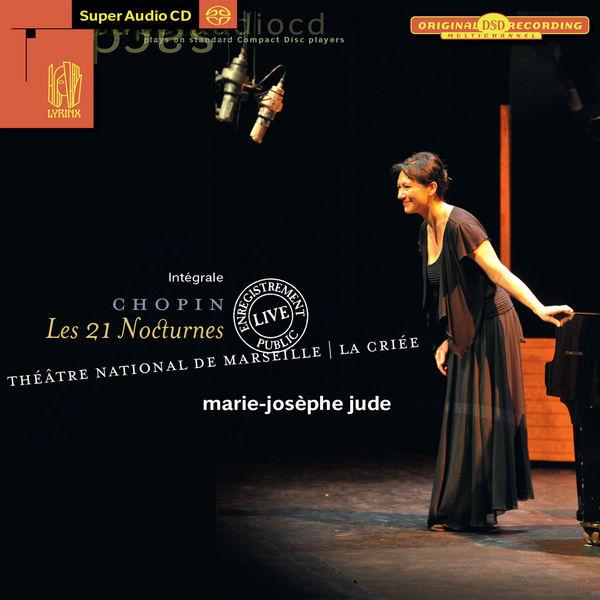 Marie-Josèphe Jude - Frederic Chopin : Les 21 Nocturnes