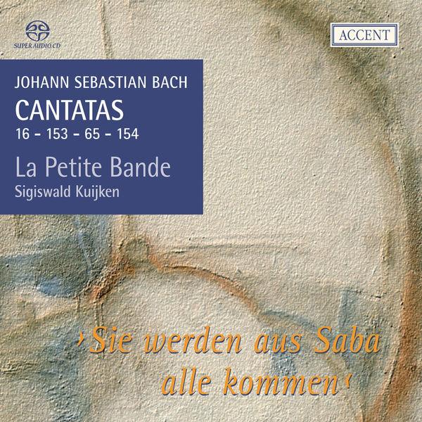 Sigiswald Kuijken - Cantates (Intégrale, volume 4)