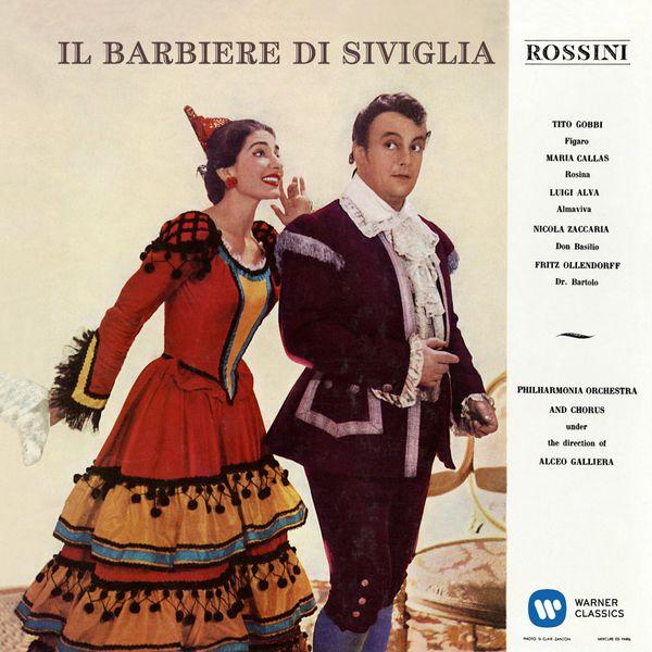Maria Callas - Gioachino Rossini : Il barbiere di Siviglia (1957) - Callas Remastered