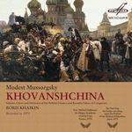 Alexei Krivchenya Mussorgsky: Khovanshchina