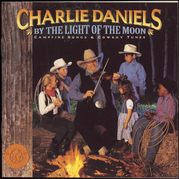 Charlie Daniels - By the Light of the Moon - Campfire Songs & Cowboy Tunes