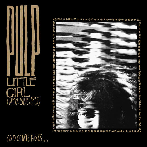 Pulp Little Girl (with Blue Eyes)
