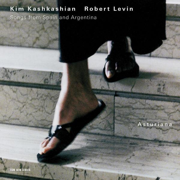 Kim Kashkashian|Asturiana - Songs From Spain And Argentina