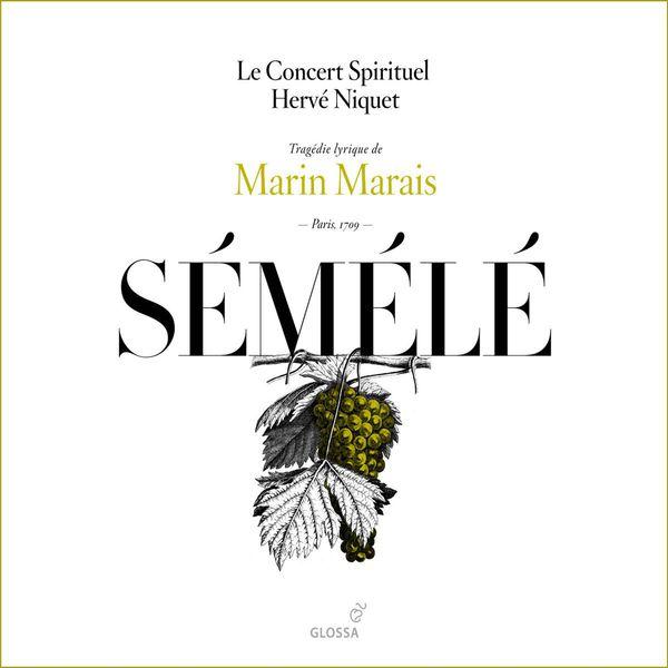 Hervé Niquet|Marin Marais : Sémelé