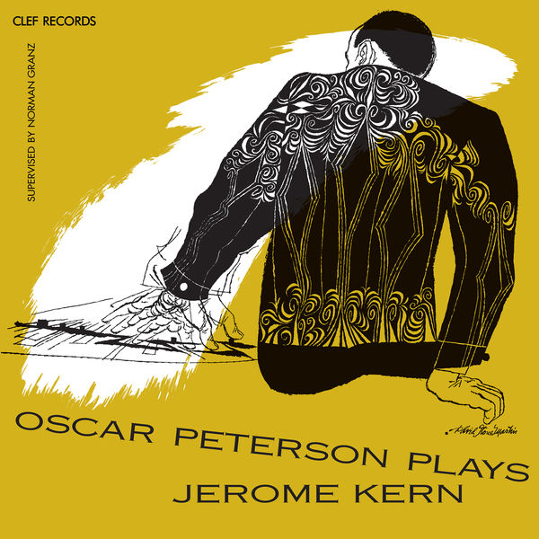 The Oscar Peterson Trio - Oscar Peterson Plays Jerome Kern