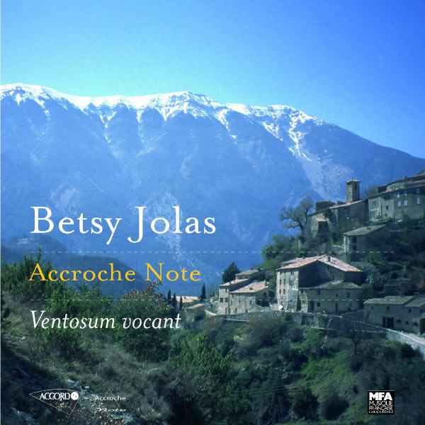 Ensemble Accroche Note - Jolas: Ventosum Vocant