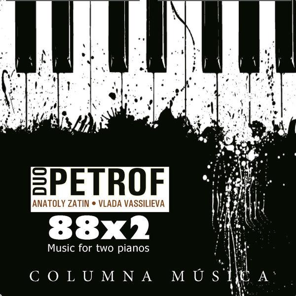 Bohuslav Martinů - Duo Petrof - 88x2 Music for Two Pianos