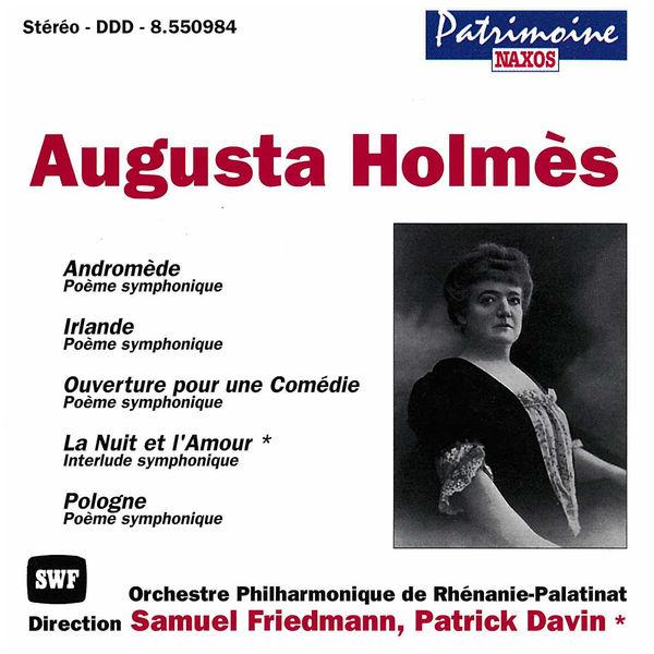Staatsphilharmonie Rheinland-Pfalz - Œuvres orchestrales