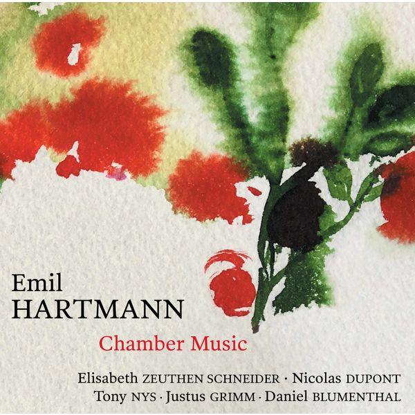 Elisabeth Zeuthen Schneider - Hartmann: Chamber Music