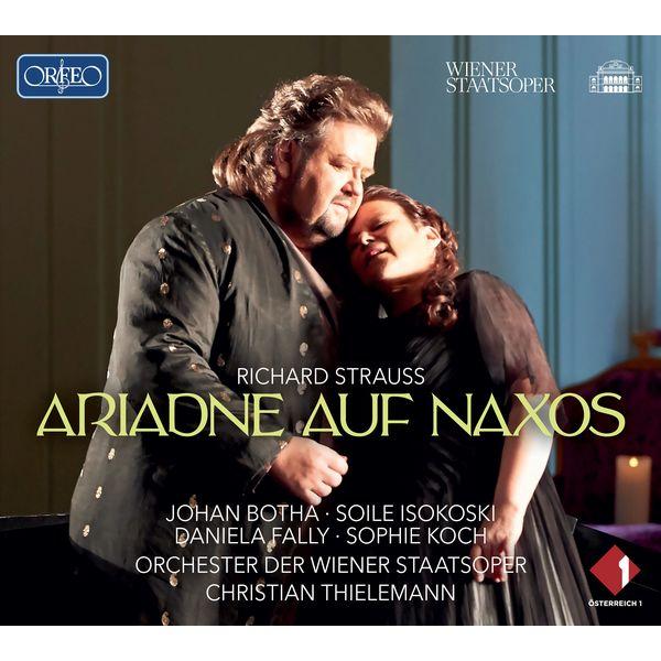 Jochen Schmeckenbecher - Richard Strauss: Ariadne auf Naxos, Op. 60, TrV 228a (Live)