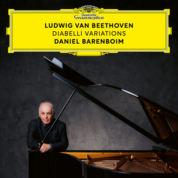 Daniel Barenboim - Beethoven: 33 Variations in C Major, Op. 120 on a Waltz by Diabelli