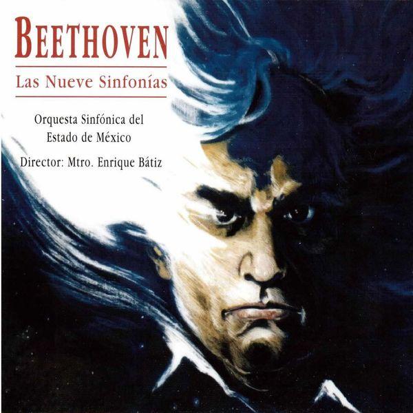 Enrique Batiz, Orquesta Sinfonica del Estado de Mexico - Beethoven: Las Nueve Sinfonias