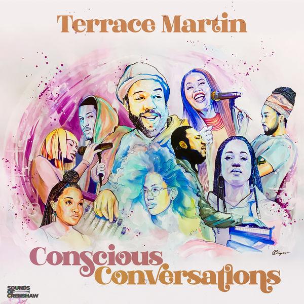 Terrace Martin - Conscious Conversations - EP
