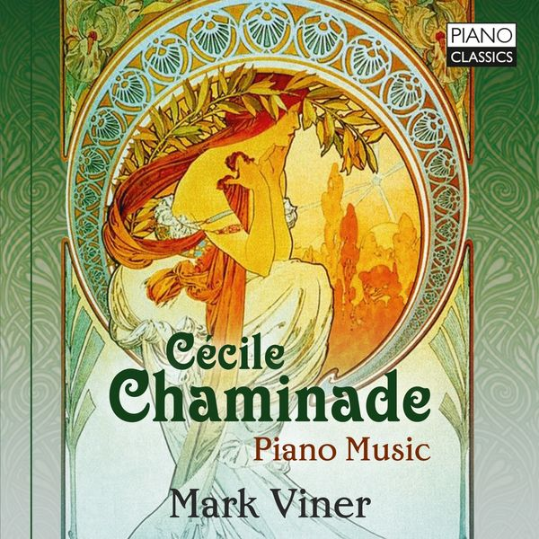 Mark Viner - Chaminade: Piano Music