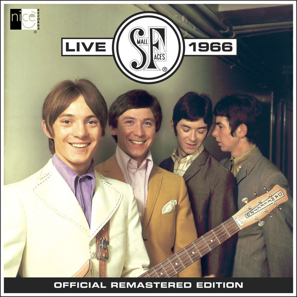 The Small Faces|Live 1966