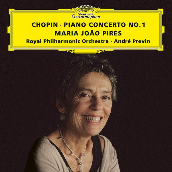 Maria João Pires Chopin: Piano Concerto No. 1