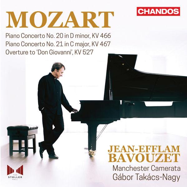 Jean-Efflam Bavouzet - Mozart : Piano Concertos, Vol. 4 : Concertos 20 & 21
